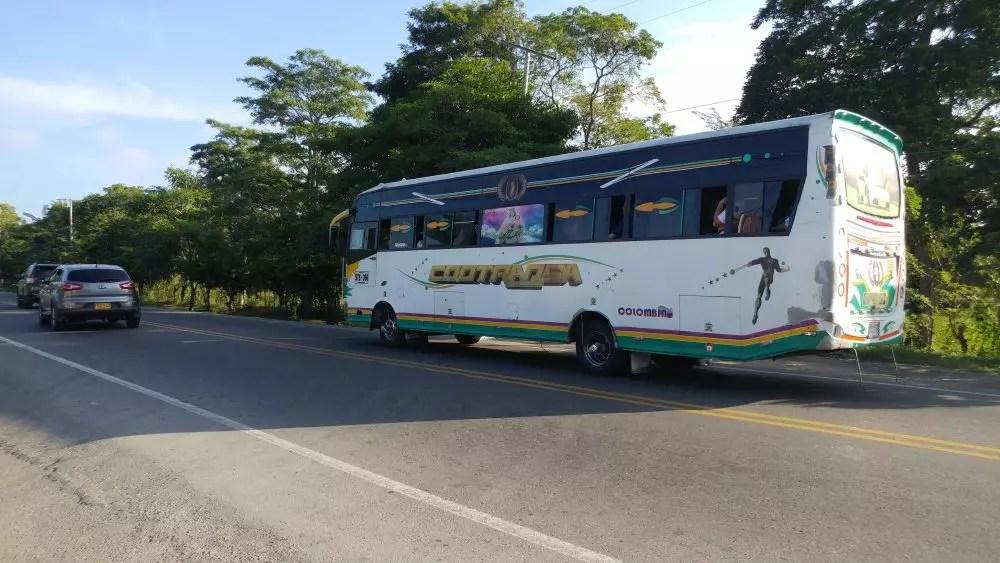 Minca – Campeche, un trajet compliqué…