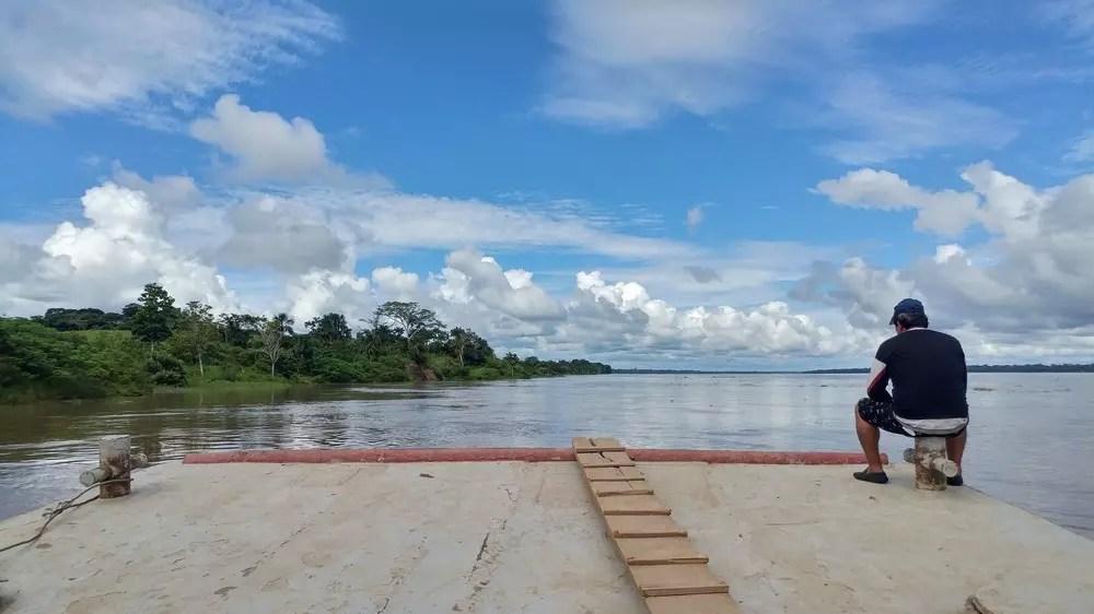 Santa Rosa – Iquitos : premiers pas au Pérou via l'Amazone