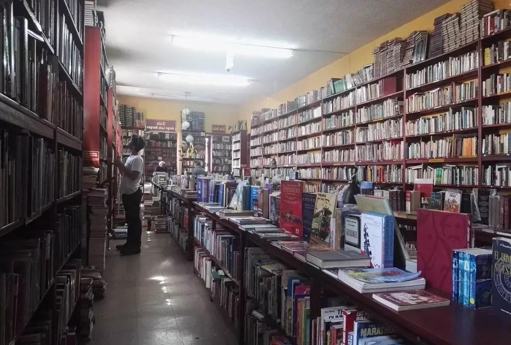 Mes lectures durant ces cinq mois en Amérique du Sud