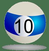 Criterios de divisibilidad o reglas de divisibilidad por 10