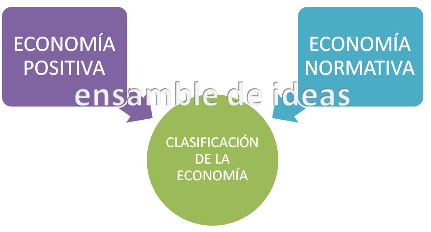 qué es la economía economía positiva y economía normativa