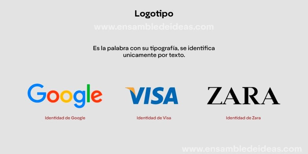 ¿Qué es y para que sirve una marca o logo?