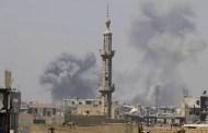 Malditos gringos asesinos atacan en Siria con fósforo blanco