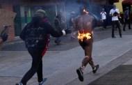 Después que se cansaron de quemar negros, nos piden el voto...
