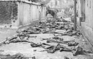 El gran cerdo Winston Churchill: «Odio a los indios, son bestias con religiones bestiales» — Su odio mató de hambre a más de cuatro millones en Bengala.
