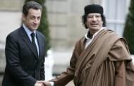 DETIENEN A Sarkozy, uno de los asesinos de Gadafi...
