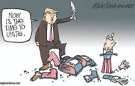 Trumpada ratificada: terror en puerta…(1)    por: Iván OliverRugeles