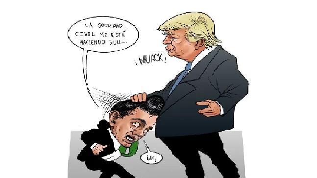 Mierda!: Le descubren a Peña Nieto una pavorosa fortuna!
