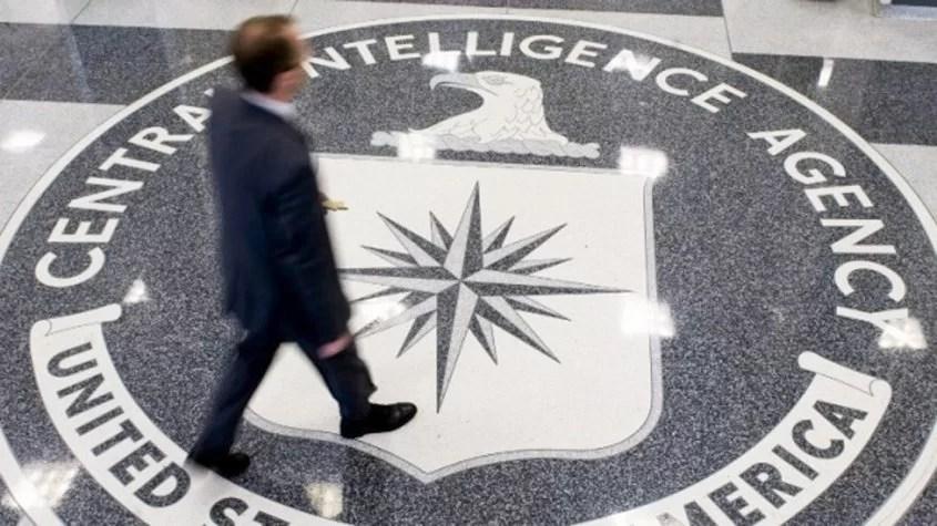 La CIA en tres gavetas