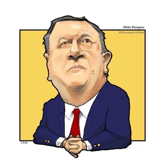 El secretario de Estado de Estados Unidos, Mike Pompeo VIAJÓ a Panamá para atacar a China y a Venezuela...