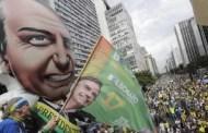 Las putas desaforadas de los medios mundiales se vuelca a favor del GRAN MACHO ALFA de Brasil, Bolsonaro