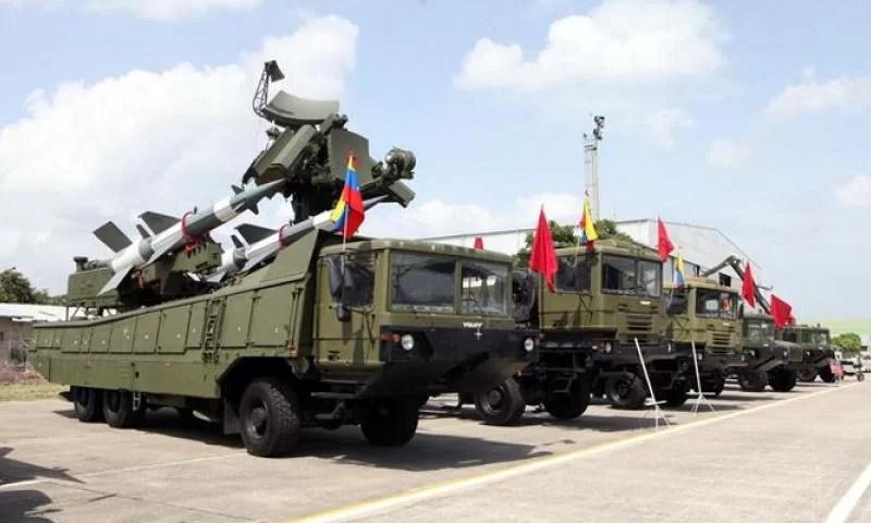 No le resultará ninguna manguanguita a EE UU meterse militarmente con Venezuela... Vean cómo está la cosa...