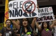 Bolsonaro es una