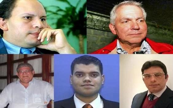 He aquí esta otra pavorosa lista de ladrones de PDVSA...