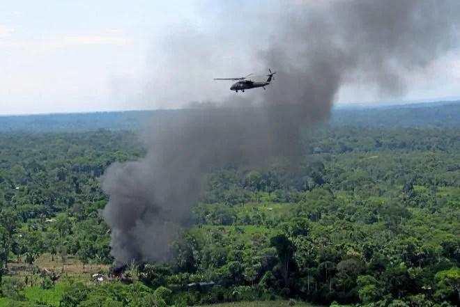 Mientras los cultivos de coca y la producción de cocaína se dispara en Colombia, la prensa mundial le lava la cara a este narco-estado...