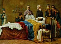 En homenaje a nuestro Libertador Simón Bolívar, a los 188 años de su muerte.