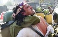 Al Mapuche Camilo Castrillanca le montaron una casería hasta que la asesinaron...