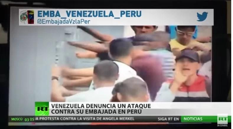 A todos estos delincuentes en Perú no pueden después pedir