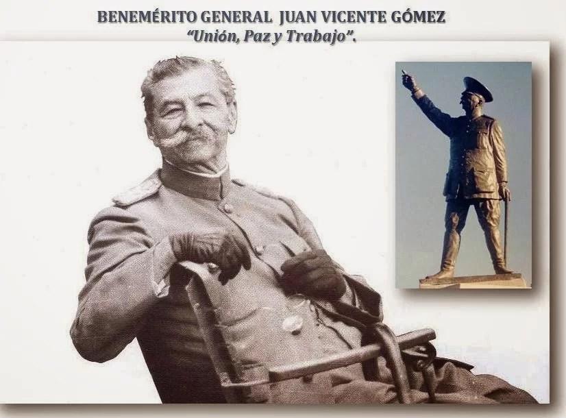 Ave María!: vean estas pavorosas similitudes entre Juan Guaidó y Juan Vicente Gómez...