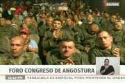 Palabras de Sant Roz en los actos de celebración del CONGRESO DE ANGOSTURA...