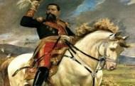 Mensaje a todos los pendejos venezolanos: Bolívar nunca anduvo en un caballo blanco...
