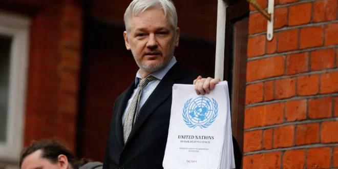 El Ecuador y Julian Assange: una Traición al Derecho Internacional...