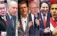 La madre de la maldición en Perú es el CAPITALISMO: todos sus presidentes han sido profundamente corruptos en cien años...