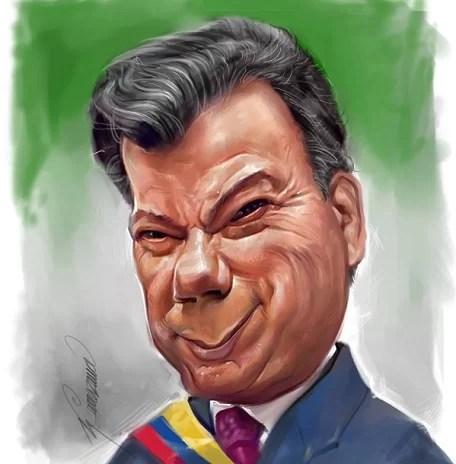 """Juan Manuel Santos: """"Es necesario dialogar con Maduro. La diplomacia se basa en el diálogo y no se dialoga con un tuit"""""""