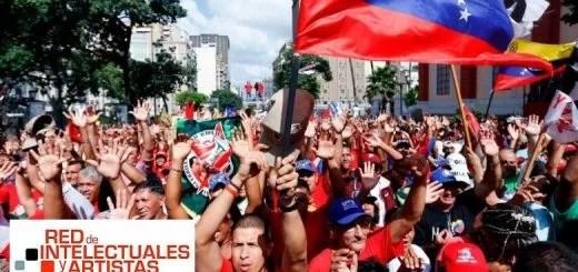 Red de Intelectuales, Artistas y Movimientos Sociales en defensa de Venezuela