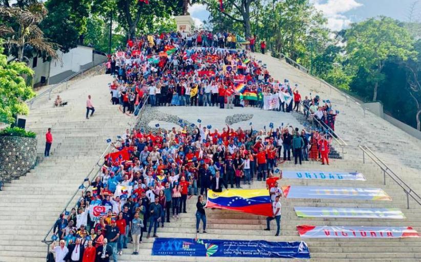 El Foro de San Pablo cierra con un respaldo unánime al Gobierno de Nicolás Maduro
