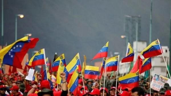 Venezuela firme y en resistencia ante bloqueo de EE.UU. ...