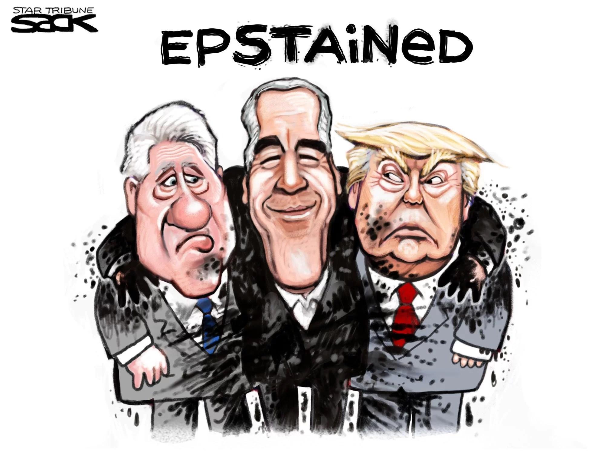 Quiénes mandaron a matar al pedófilo  Jeffrey Epstein, íntimo amigo de Trump, Bill Clinton y... de Pastrana,