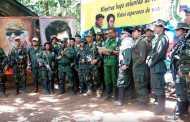 La guerra civil en Colombia entra en una fase crucial, ahora cuando las FARC toman nuevamente las armas...