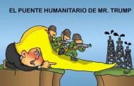 Así preparan los gringos la invasión a Venezuela. No es un cuento de hadas...