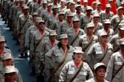 Las milicias y la guerra prolongada...