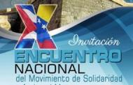 COSI Mérida Presente en el  X Encuentro Nacional de  Solidaridad y Amistad Mutua Venezuela-Cuba