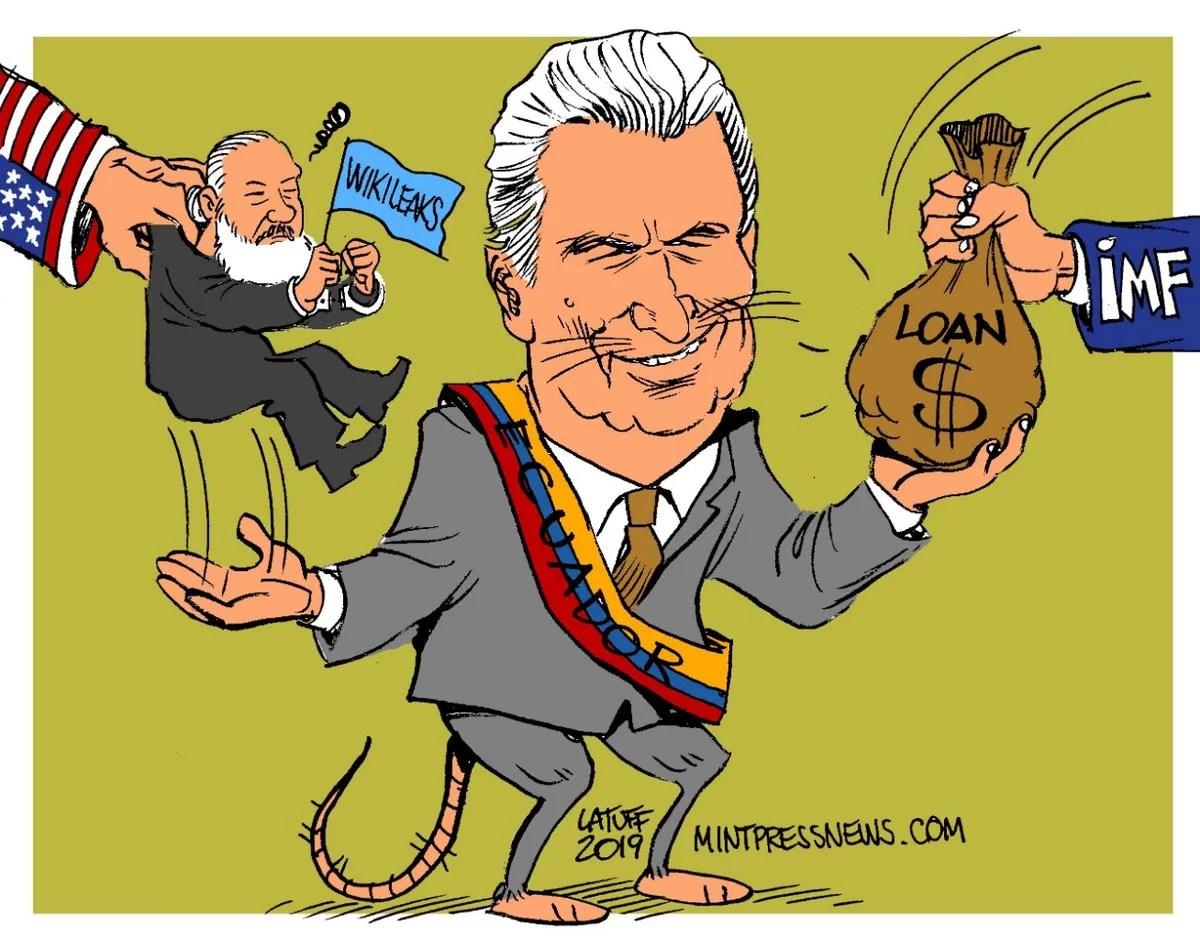 Qué tal!: Lenin Moreno, de traidor a cagado, ...como pasa siempre...