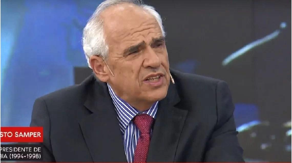 Es EE UU quien alienta la guerra en Colombia, miren lo que dice Ernesto Samper...