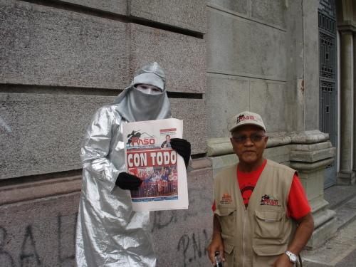 Urgente!: Se nos está muriendo Juan Veroes, sin recursos para una operación…