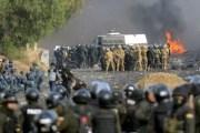 He aquí el espantoso caos impuesto por EE UU en Bolivia...
