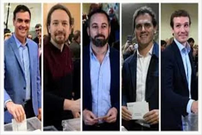 Los españoles acuden a las urnas por segunda ocasión en este año