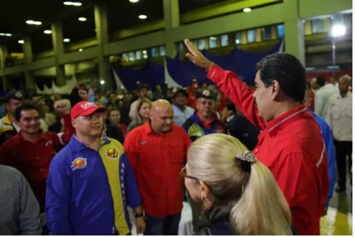 (VIDEO) Presidente Maduro ordena alerta y denuncia que Duque y Comando Sur de EEUU planifican provocaciones fronterizas contra Venezuela