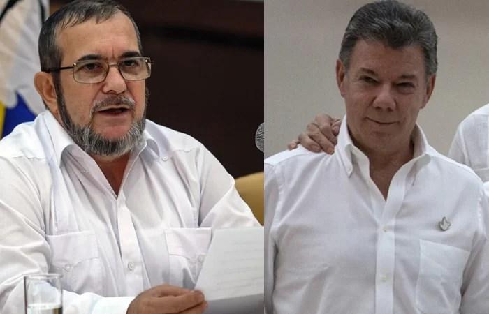 Chávez fue el verdadero genio de los acuerdos de paz en Colombia, reconocer Santos y Timochenko...