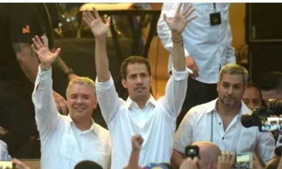 El día que Iván Duque creyó que podría ganarse el Nobel ... Y han pasado más de 10.000 horas desde que predijo que a Maduro le quedaban sólo horas...
