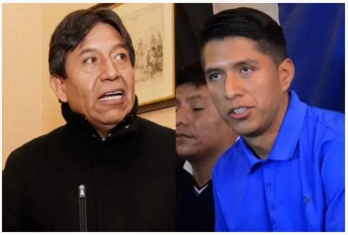 Coge tu yuca José Mapuey: Bolivia: El MAS definió las candidaturas de Choquehuanca y Andrónico Rodríguez como candidatos a Presidente y Vicepresidente