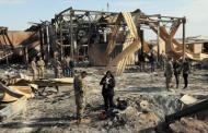 Represalias iraníes causaron serios daños a las bases gringas en Irak...