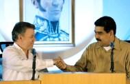 Santos considera que Maduro