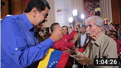 Maduro se reúne con Consejos Productivos de Trabajadores Petroleros y declara la emegencia (+Video)