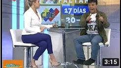 Vea al presidente del partido ORA Luis Reyes: