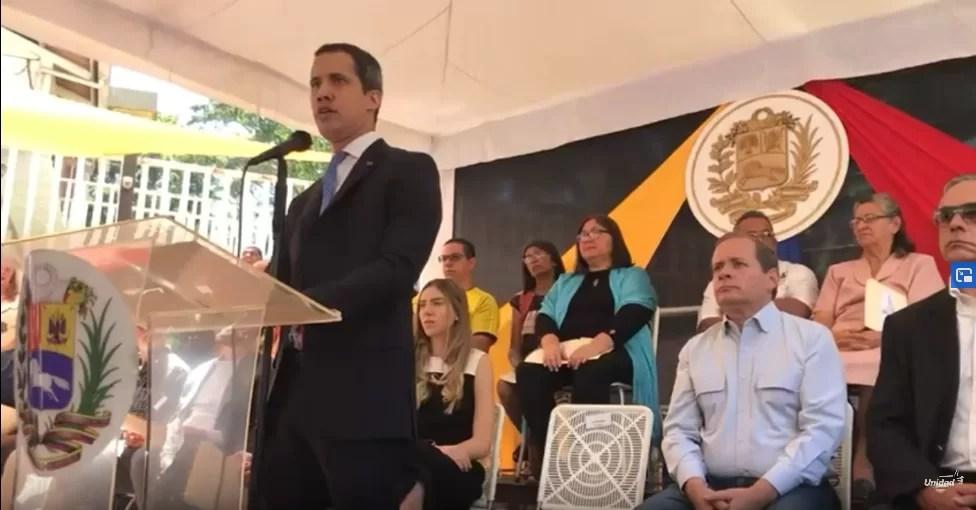 Mierrrr, ahora Guaidó piensa que va al Paro Nacional y que introduciendo un Pliego Nacional de Conflicto.